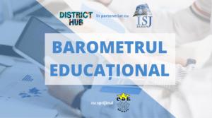 Asociația District Hub realizează Barometrul Educațional pentru județul Brașov